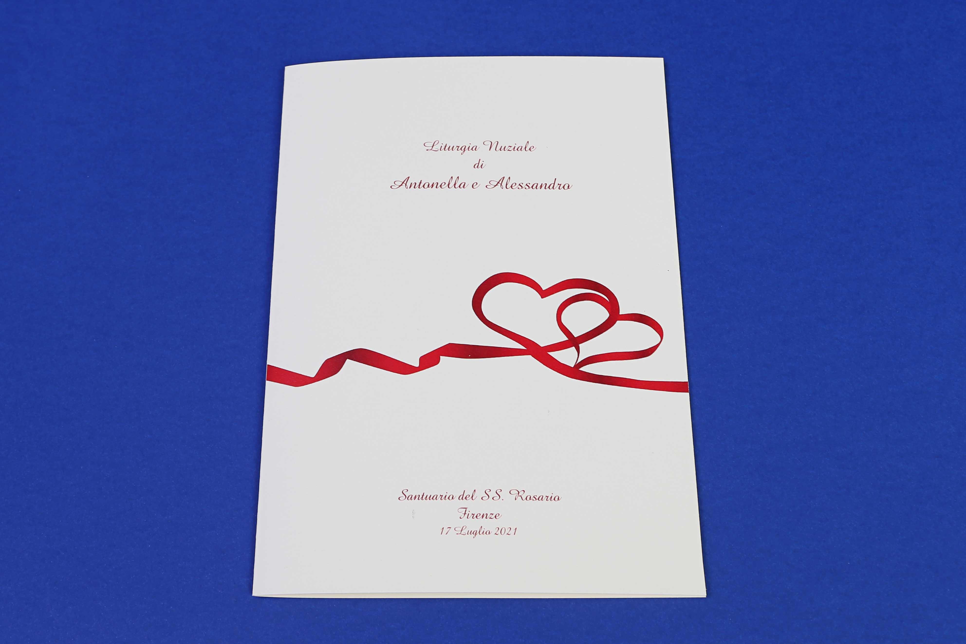 Libretto Matrimonio Word : Esempio libretto matrimonio word faidate partecipazioni