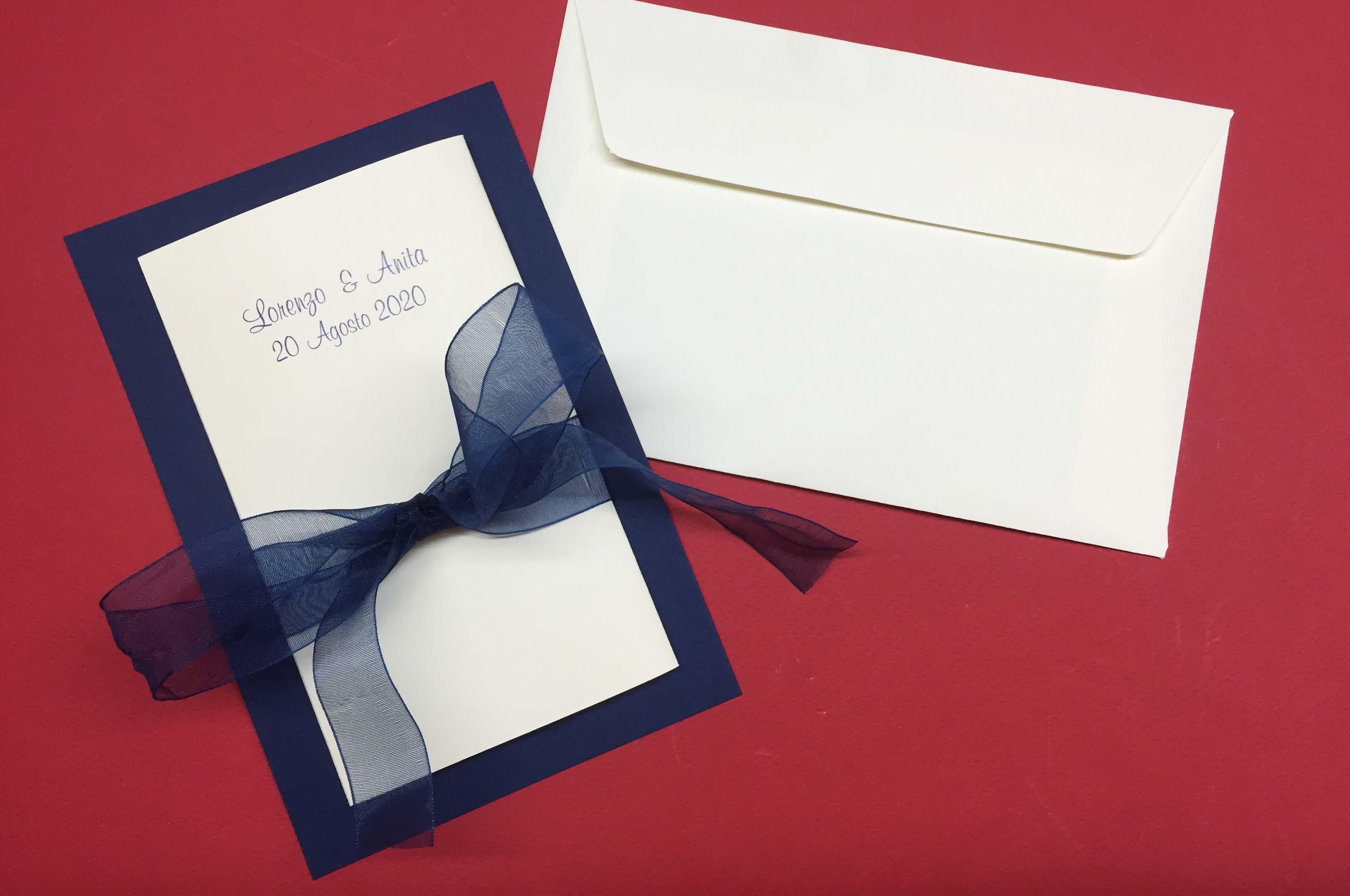 Partecipazioni Matrimonio Azzurro : Partecipazioni nozze set partecipazione nozze