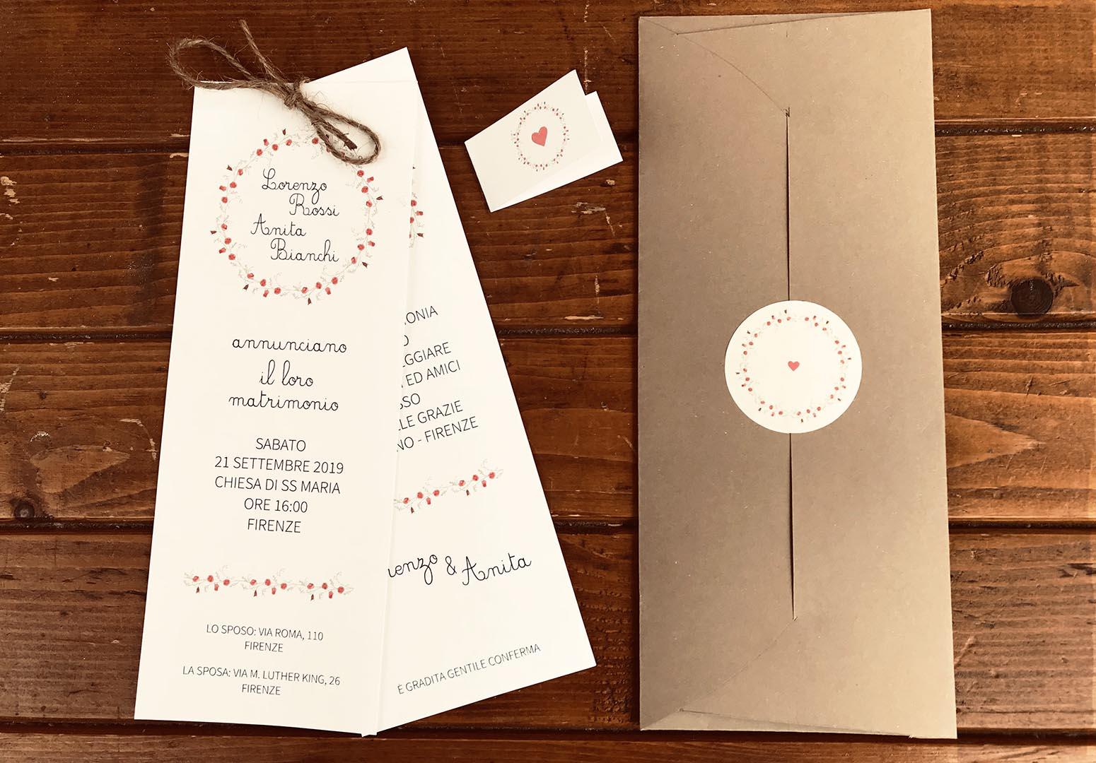Partecipazioni Matrimonio Costo.Partecipazioni Nozze